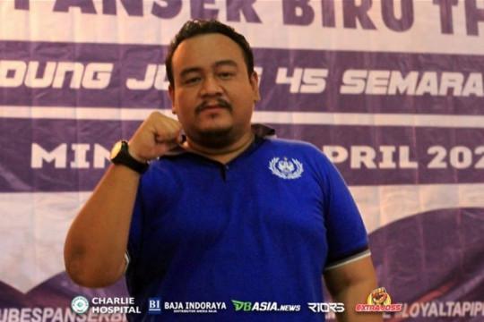 Terpilih Ketua Umum Panser Biru, Galih ingin solidkan suporter PSIS