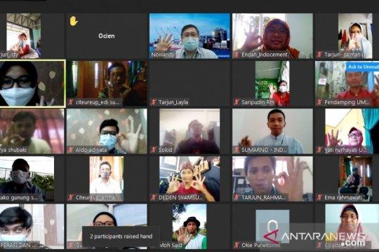 Indocement beri pelatihan keuangan bagi UMKM desa mitra di Bogor