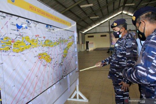 Lima KRI diterjunkan bantu penanganan bencana alam di NTT