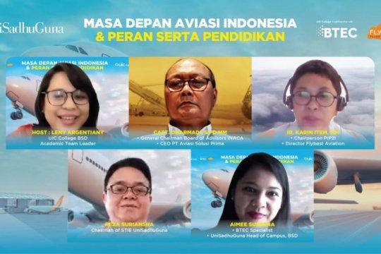 Pendidikan pilot terintegrasi lahirkan SDM unggul bidang penerbangan
