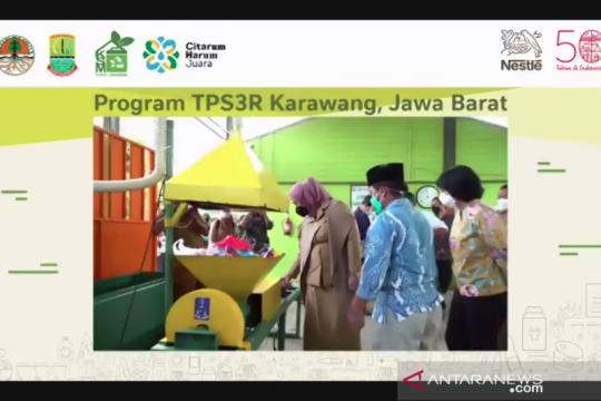 KLHK sebut TPS3R tak hanya urus sampah tapi bisa jadi sarana edukasi