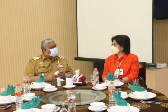 Gubernur Sultra komitmen berantas praktik korupsi di wilayahnya