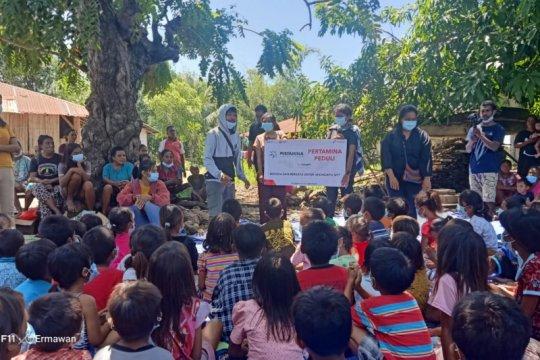 Universitas Pertamina gelar Ekspedisi Seroja bantu korban bencana