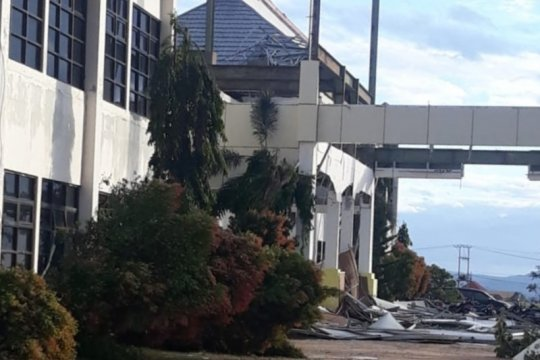 46 fasilitas kesehatan di Sabu Raijua rusak akibat Siklon Seroja