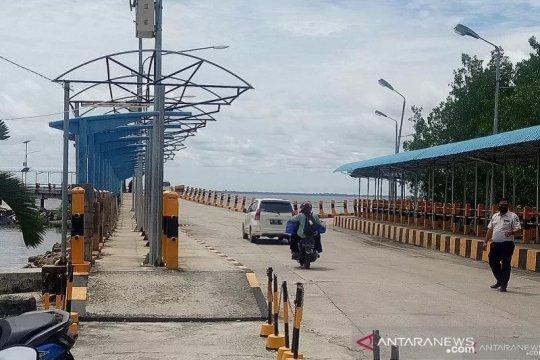 Wabup Bengkalis minta penambahan trip Roro Dumai-Rupat