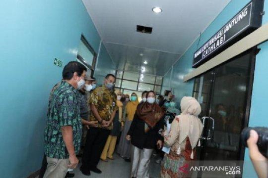 Komisi IX DPR tinjau fasilitas kesehatan RSUD Soekarno Babel