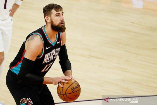 Grizzlies singkirkan Spurs dari turnamen play-in