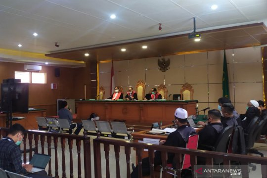 Jaksa hadirkan lima saksi konfirmasi penganiayaan oleh Bahar Smith