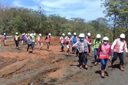 Ketua DPRD minta perusahaan tambang dukung jalan lingkar Obi