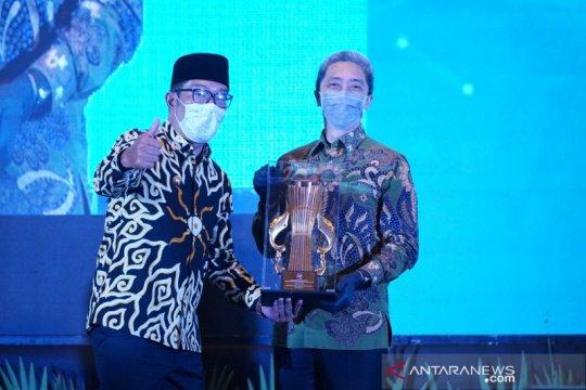 Bogor raih penghargaan kota terbaik ketiga di Jawa Barat