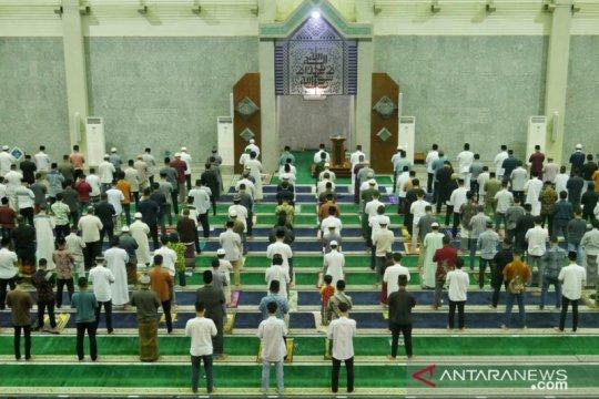 Wali Kota Batam minta PNS awasi penerapan protokol kesehatan di masjid