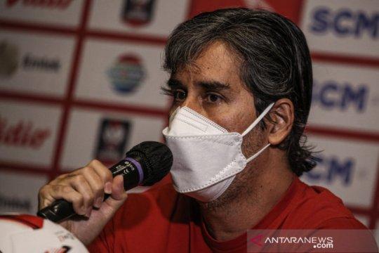 Teco: Bali United sempat dominasi laga meski telan kekalahan dari PSS