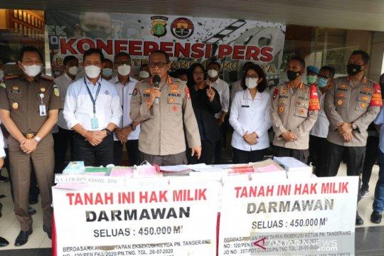 Polisi tangkap dua mafia tanah di Kota Tangerang