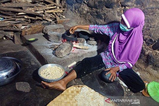Kuliner jagung titi dan nuansa Ramadhan di Negeri Lamahala, Flores