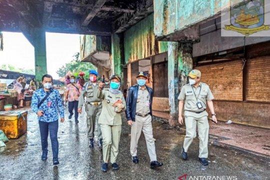 Pemkot Jakarta Selatan minta pedagang Pasar Minggu direlokasi