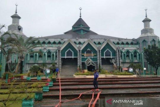 Masjid Al-Markaz Makassar kurangi jatah buka puasa