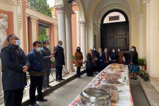 KBRI Roma selenggarakan kegiatan virtual Ramadhan di tengah pandemi