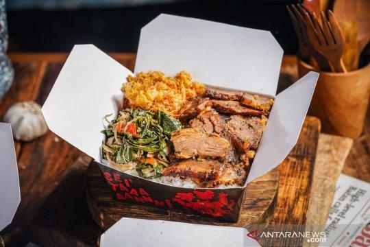 Mencicipi se'i wagyu berbalut cita rasa pedas Nusantara
