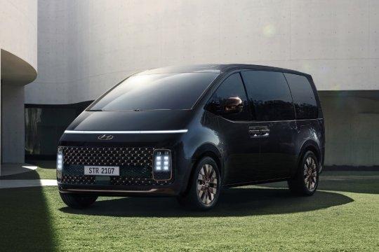 Hyundai perkenalkan minivan terbaru bernama Staria
