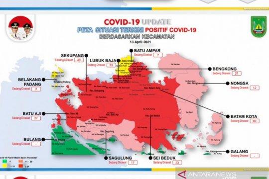 Penularan COVID-19 di Batam kembali melonjak