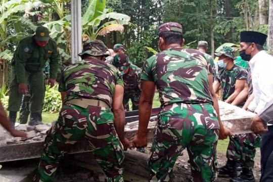 Kerugian dampak bencana gempa di Tulungagung capai Rp700 juta lebih
