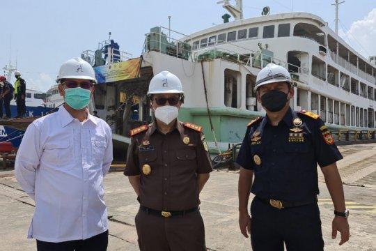 Bea Cukai Gresik gagalkan penyelundupan kapal impor