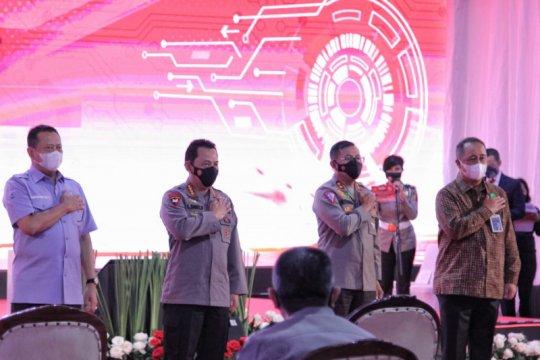 Korlantas Polri gandeng BNI untuk peluncuran aplikasi pembuatan SIM