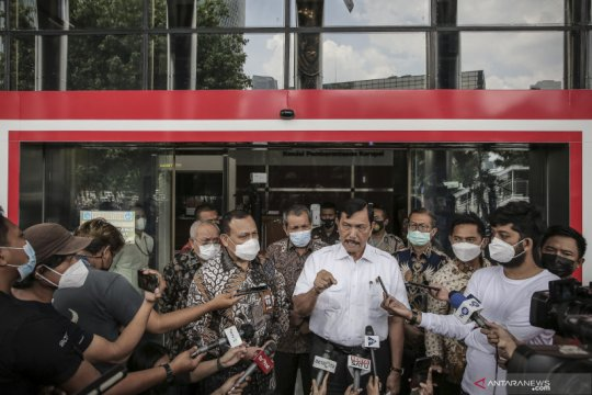 Peluncuran Strategi Nasional Pencegahan Korupsi
