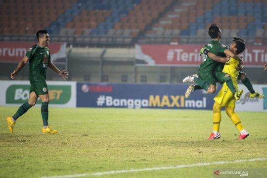 Piala Menpora: PSS Sleman melaju ke babak semifinal
