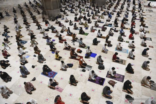 Jadwal Imsak DKI Jakarta pada 1 Ramadhan 1442 Hijriah