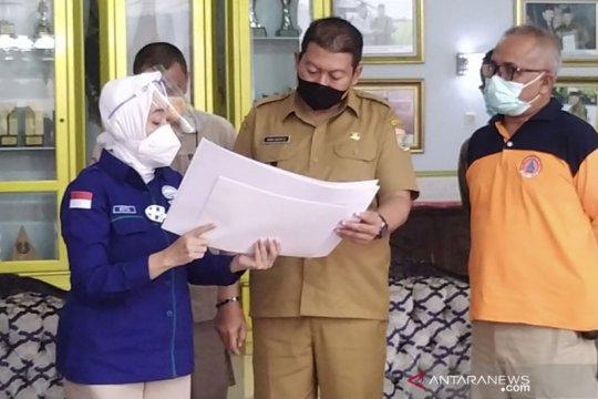 BMKG serahkan peta rawan bencana ke Pemkab Malang