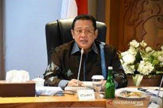 Ketua MPR minta TNI-Polri lakukan tindakan tegas terukur terhadap KKB