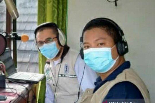 Bertambah 22, pasien isolasi COVID-19 di Bangka Barat naik 165 orang