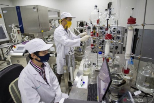 Unair: Vaksin Merah Putih tak terpengaruh penggabungan kementerian
