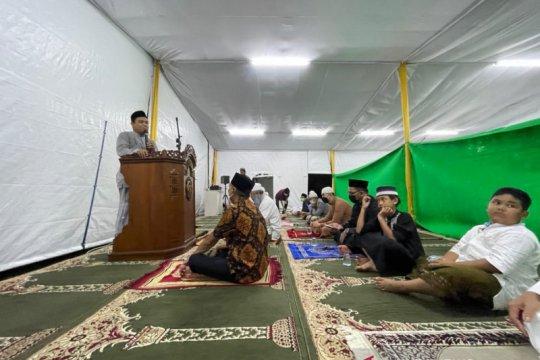 Jakarta kemarin, penataan Balai Kota hingga prokes tarawih