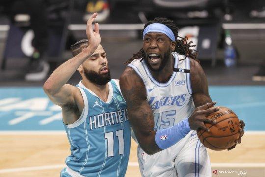 NBA : Charlotte Hornets vs LA Lakers
