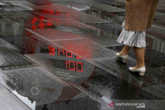 100 hari menjelang Olimpiade Tokyo 2020