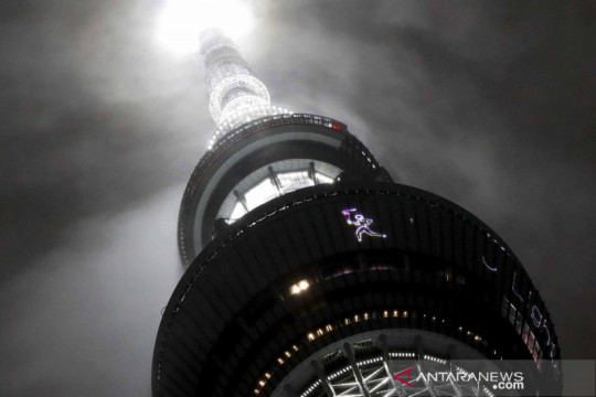 Kirab obor Olimpiade di Tokyo digelar tanpa pelari