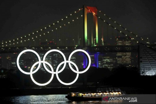 Biden dukung Olimpiade Tokyo, tapi kehadiran atlet AS belum jelas