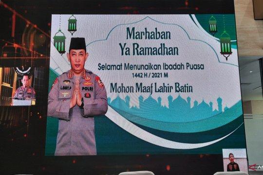 Polri sesuaikan jam kerja selama Ramadhan, tugas pokok tetap berjalan