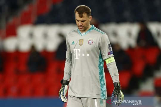 Tersingkir di Paris, Neuer masih sesalkan hasil di Muenchen