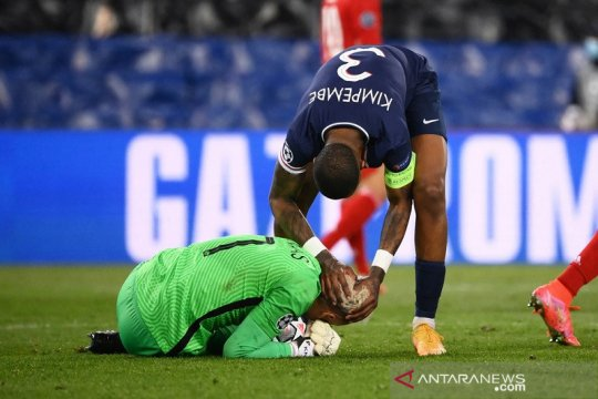 Sukses lewati Bayern, Presnel Kimpembe klaim PSG tumbuh dewasa