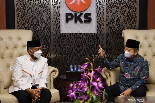PKS-PPP bertemu bahas solusi bangsa di Ramadhan