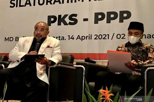 PPP dan PKS bertemu bahas kerja sama kawal tiga rancangan UU