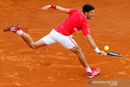 Djokovic sikapi dinamika petenis muda di peringkat ATP