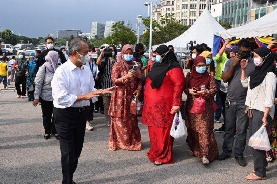 Muhyiddin Yasin minta Bazar Ramadhan patuhi SOP
