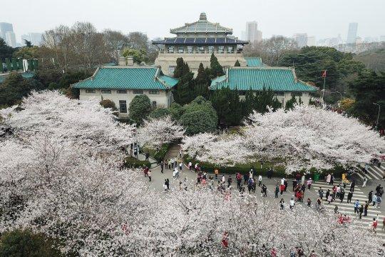 Wuhan sampaikan undangan untuk pengunjung dan investor global