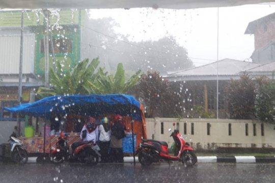 BMKG: Empat wilayah di Maluku berpotensi cuaca ekstrem