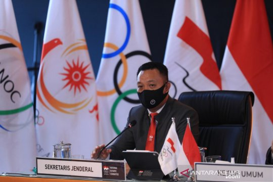 KOI yakin Indonesia bisa tambah wakil ke Olimpiade Tokyo