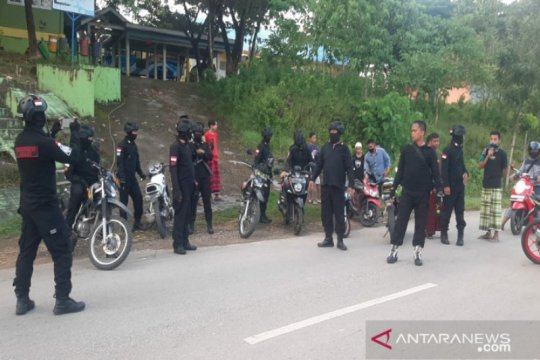 Polisi Baubau tertibkan balapan liar jaga Ramadhan tetap kondusif